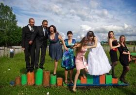 Свадьба в деревне. Village wedding